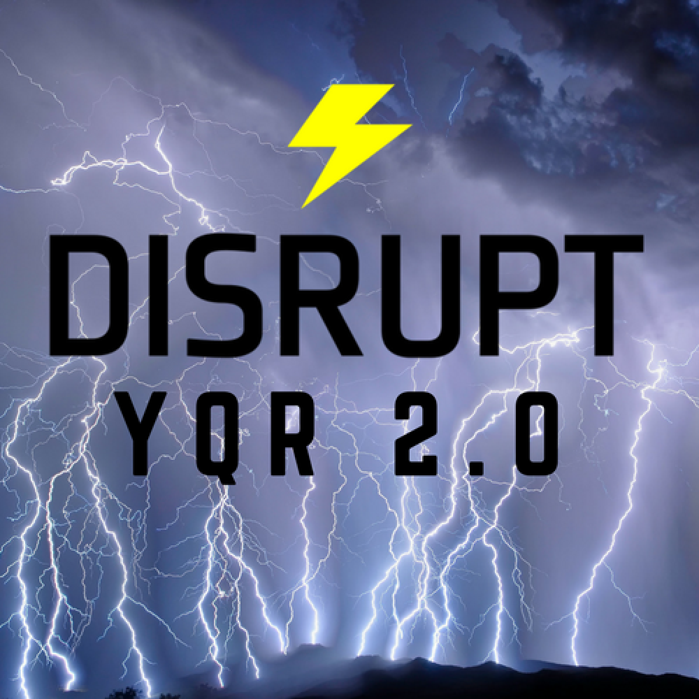 Disrupt HR YQR, The next chapter...